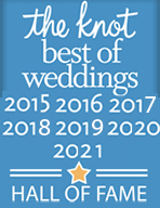 Our Wedding Officiant NYC Best of Weddings 2021 Award