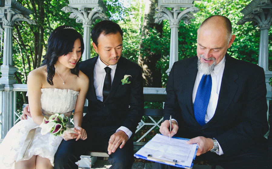 new york resident marriage license registered nyc