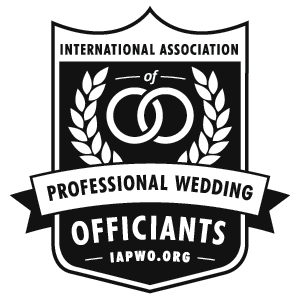 International Association of Professional Wedding Officiants, IAPWO member, Elite NYC Wedding Officiant